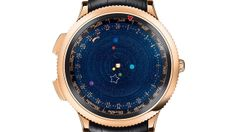 A Watch That Puts an Entire Planetarium on Your Wrist - https://www.facebook.com/different.solutions.page