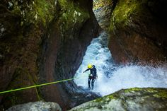Canyoning - Tom Robinson PhotographyTom Robinson Photography