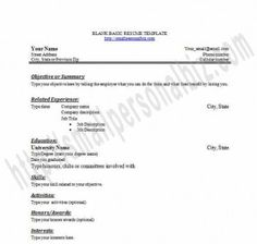 download free blank resume forms download form free resume doc