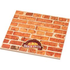Brick Oven Square Ceramic Pizza Stone Oven Safe Up To 500 Degrees Fahrenheit * See this great product. Baking Pans, Bread Baking, Stone Pizza Oven, Square Pizza, Souffle Dish, Ceramic Bakeware, Baking Stone, Oven Baked, Ceramics