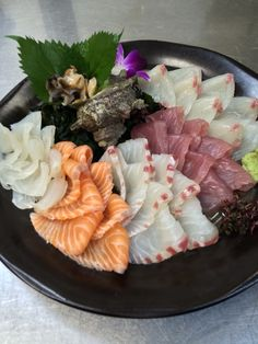 Delicious sushi!
