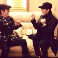 141216 Donghae IG Update with Sehun(2) #sehun#exo#exok