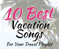 10 Best Vacation Songs For Your Travel Playlist. Perfect summer themed songs for the plane or sitting on the beach. 10 Best Vacation Songs For Your Travel Playlist. Perfect summer themed songs for the plane or sitting on the beach. Vacation Song, Beach Photography Friends, College Packing Lists, Best Island Vacation, Where Is Bora Bora, Fiji Travel, Beach Music, Hawaii Honeymoon, Vacation