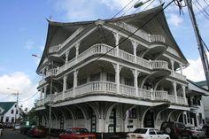 Reisfoto's | Suriname | Paramaribo | Reisblog Herlinde en Marc (België)
