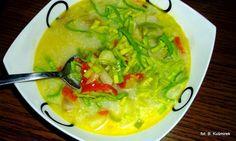 Bea(u)ty kitchen: Zupa z pora