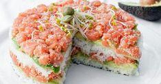 """Рубрика Досуг - Кулинария: Салат """"Суши"""": безумно вкусно и готовить легче. Читай последние новости событий на Joinfo.ua"""