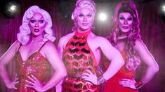 Review: That Drag Show at Proud Cabaret Cabaret Theater, We Found Love, Theatre Reviews, Pink Gowns, Celine Dion, Dance Moves, Material Girls, Sequin Dress, Burlesque