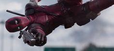 Watch the Deadpool trailers, starring Ryan Reynolds as mercenary Wade Wilson aka Deadpool.