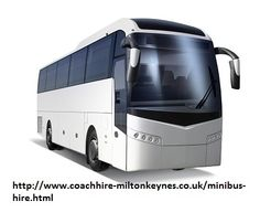 Minibus Hire Milton Keynes a preferred choice for many people in Milton Keynes is the variety of services offered. If you want a minibus with a driver and our coach hires services;