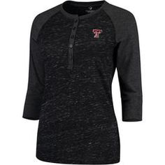 e10d4f618 Texas Tech Red Raiders Renu Women s Letterman Sweater - Heather Gray -   84.99