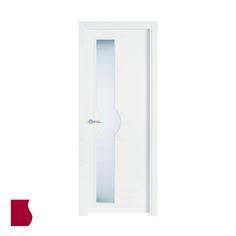 Modelo 9208 V1/ LACADA BLANCA / Colección Lacada / Puertas de interior Sanrafael
