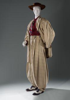 Zoot Suit, 1940–1942, LACMA.