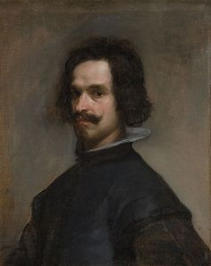 Velazquez - self portrait