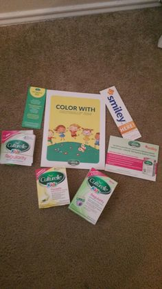 Free Smiley 360 Culturelle Kids Regularity  Gentle Go #RestoreRegularity