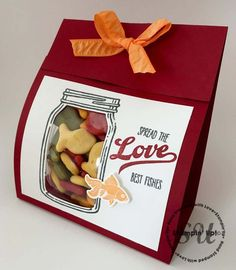 Jar of Love, Stampin Up