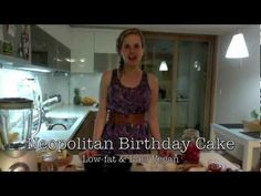Raw Vegan Neopolitan Birthday Cake!! BY: Megan Rushbrook for the FullyRawKristina Recipe Competition!!
