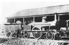 LNWR 2-2-2 Bloomer by McConnell, class built by Sharp Stewart, Kitson, Wolverton Works, Hawthorn and Vulcan