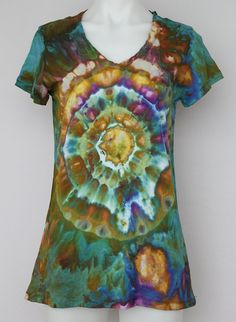 ab3a45bc00d50 56 Best Tie Dye Inspirations images | Tye dye, Painting on fabric ...