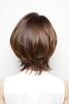 61 Ideas Haircut Feminino Longo Rosto Redondo - All For Little Girl Hair Medium Hair Styles, Curly Hair Styles, How To Curl Short Hair, Hair Color And Cut, Short Hair Cuts For Women, Hairstyles Haircuts, Short Haircuts, Layered Hair, Hair Today