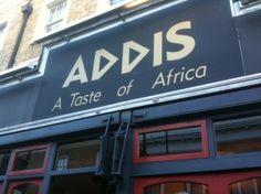 Aaaaand will we get to eat Ethiopian food?! Fingers crossed!