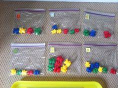 Rockabye Butterfly: des activités pratiques de comptage