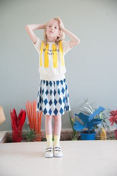 Bobo Choses   SS16 Campaign Images   Rowdy Roddy Vintage