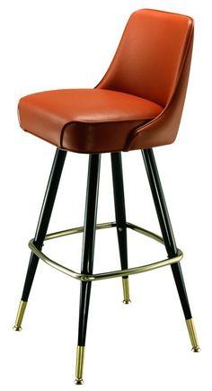 Bar Stool - 2510 | Swivel Bucket Stools | Bucket Bar