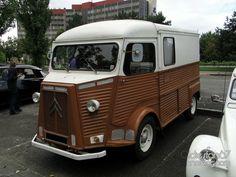 Citroën type H 1948-1981