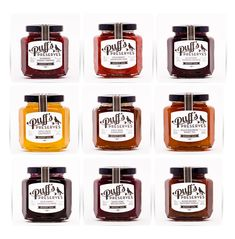 Puff's Preserves Boozy Jam - Daily Package Design InspirationDaily Package Design Inspiration |