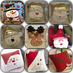 Christmas Cushions, Christmas Pillow, Gold Christmas, Christmas Home, Christmas Crafts, Christmas Decorations, Christmas Christmas, Christmas Is Coming, Xmas Ornaments