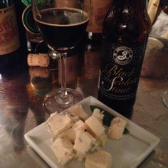 Brooklyn Black Chocolate Stout x Gorgonzola #cerveja #harmonizacao #beer #food #pairing