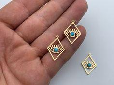 Cute Jewelry, Charm Jewelry, Unique Jewelry, Snake Earrings, Evil Eye Pendant, Evil Eye Charm, Evil Eye Necklace, Adjustable Bracelet, Stone Pendants