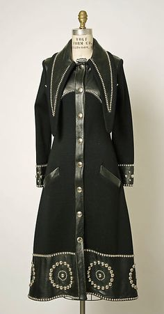 Stephen Burrows | Coat | American | The Metropolitan Museum of Art