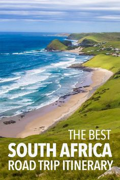 A detailed South Africa road trip itinerary from Johannesburg to Cape Town in one month via Kruger, Drakensberg Mountains, Wild Coast and the Garden Route. Uganda, Foto Poster, Soundtrack, Kruger National Park, Road Trip Hacks, Roadtrip, Africa Travel, Travel Guides, Travel Tips