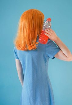 Feminine Colorful Photography by Laurence Philomene in Photography