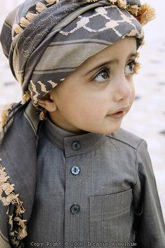 Criança Árabe