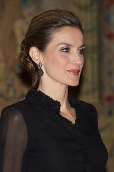 Queen Letizia of Spain - 30.10.2014