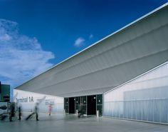 Rain Screen Composite | baumschlager eberle: Terminal 1A Vienna International Airport