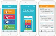 Jooay is a great new app that helps families with special needs find leisure activities in their area.