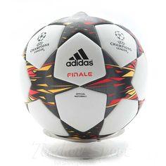 Finale 14 Official Matchball Fotball Champions League, Soccer Ball, Adidas, Sports, Soccer, Sport, Football, Futbol