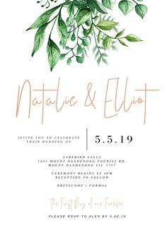 Invitations starting from just $3.50! Bespoke Design, First Love, Reception, Ivory, Invitations, Celebrities, Wedding, Mariage, Weddings