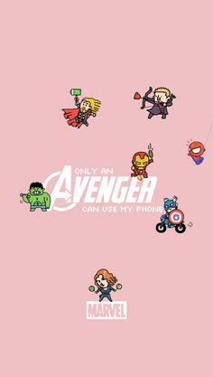 Marvel Phone Wallpaper - NawPic