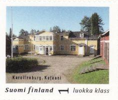 Postimerkin kunniaksi näyttely Kajaanin Postissa - Kainuun Sanomat