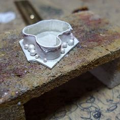 tutorial on ring making great tutorial I should add. GREAT BOARD!!cjw