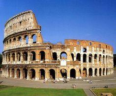 mi roma bella!! Colosseo!