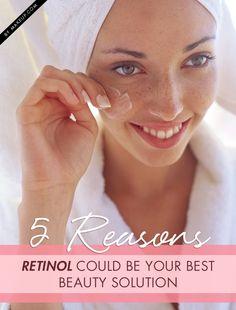 retinol best beauty solution
