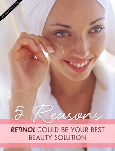 Could retinol be the beauty secret weapon that you've been looking for all along? This little product is loaded with beauty benefits like improving wrinkles and reducing the size of pores. We'll tell you how it can benefit you in many ways!