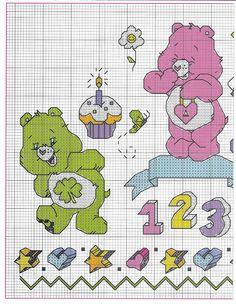 Care Bears Sketchbook 4/6