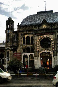 Sirkeci Train Station Istanbul Turkey