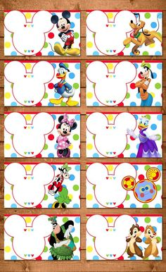 Minnie Mouse Party, Mickey Mouse Food, Mickey Mouse Favors, Mickey Mouse Classroom, Disney Classroom, Mickey Party, Mickey Mouse And Friends, Pirate Party, Mickey Mouse Clubhouse Birthday